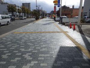西条停車場線 完成